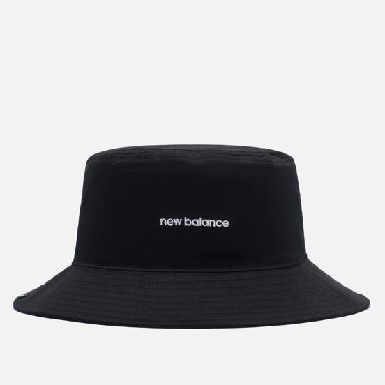 Панама New Balance Embroidered Logo Black