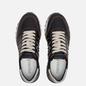 Мужские кроссовки Premiata Lander 4946 Black фото - 1