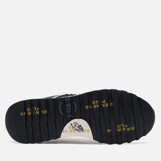 Мужские кроссовки Premiata Lander 4948 Navy