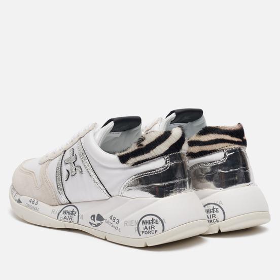 Женские кроссовки Premiata Layla 4852 White
