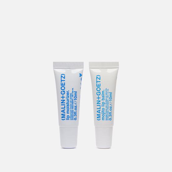 Набор средств для лица Malin+Goetz Handy Lip Kit