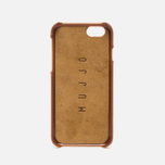 Чехол Mujjo Leather Wallet 80 IPhone 6/6s Tan фото- 2