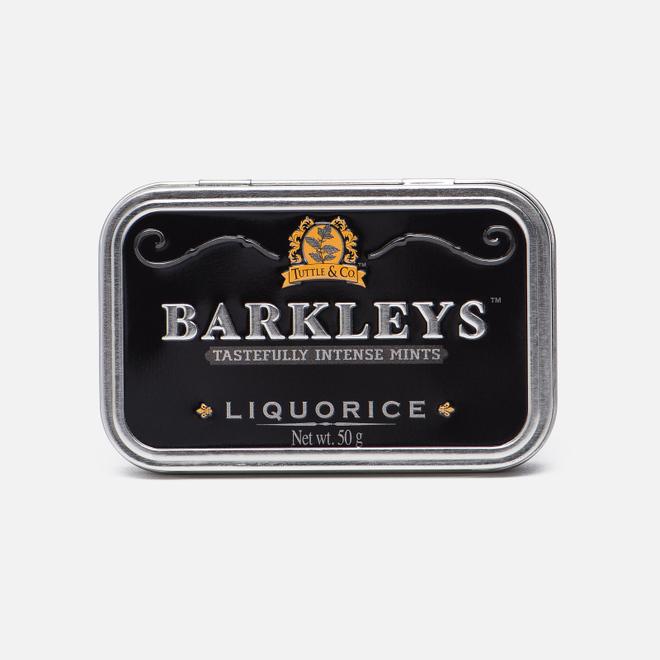Леденцы Barkleys Mints Liquorice 50g