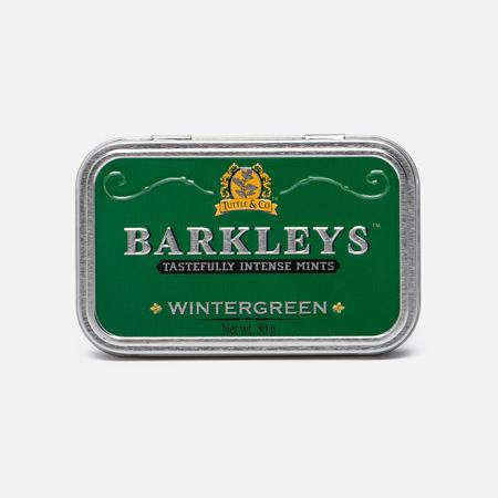 Леденцы Barkleys Mints Wintergreen 50g
