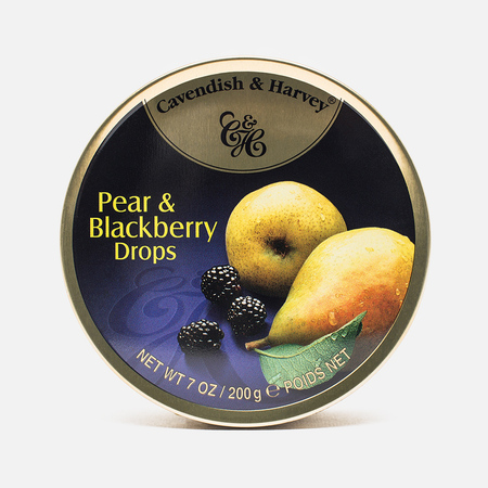 Леденцы C&H Pear & Blackberry 200g