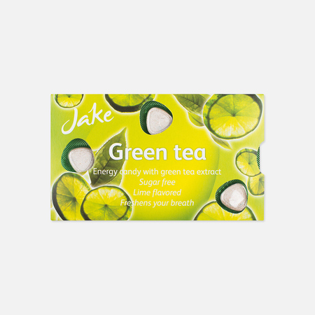 Леденцы JAKE Vitamin C Green Tea & Lime 18.75g
