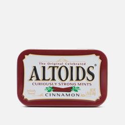 Леденцы Altoids Cinnamon Curiosly Strong