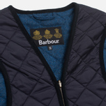 Мужской жилет Barbour SL Wool Loch Blue фото- 1