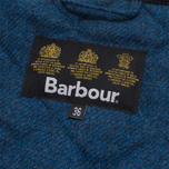 Мужской жилет Barbour SL Wool Loch Blue фото- 5