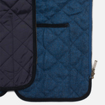 Мужской жилет Barbour SL Wool Loch Blue фото- 2