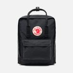 Fjallraven Kanken Backpack Black photo- 0