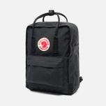 Fjallraven Kanken Backpack Black photo- 1