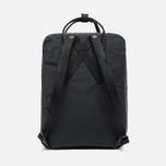 Fjallraven Kanken Backpack Black photo- 3