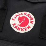 Рюкзак Fjallraven Kanken Black фото- 5