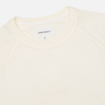 Мужской лонгслив Norse Projects Aske Perforated Jersey Ecru фото- 1