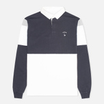 Orsman Men's Longsleeve Midnight/White photo- 0