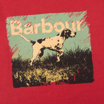 Детский лонгслив Barbour Pointer Crimson фото- 2