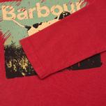 Детский лонгслив Barbour Pointer Crimson фото- 3
