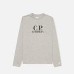C.P. Company U16 Back Print Children's Longsleeve Grey photo- 0