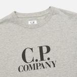 C.P. Company U16 Back Print Children's Longsleeve Grey photo- 2