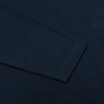 Детский лонгслив C.P. Company U16 T-shirt Blue фото- 3