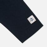 Детский лонгслив C.P. Company U16 T-shirt Blue фото- 4