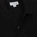 Мужской лонгслив Lacoste L 13.12. Black фото- 2