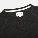 Мужской лонгслив Norse Projects Aske Perforated Charcoal Melange фото- 1