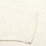 Norse Projects Aske Perforated Men's Longsleeve Ecru Melange photo- 3
