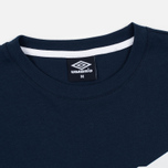 Мужской лонгслив Umbro Pro Training Prestige Navy фото- 1