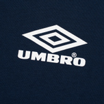 Мужской лонгслив Umbro Pro Training Prestige Navy фото- 2