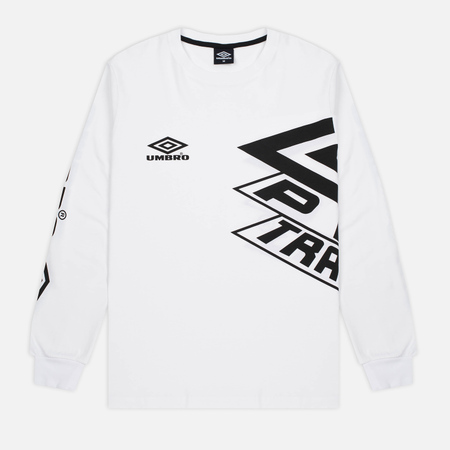 Umbro Pro Training Prestige Men's Longsleeve White