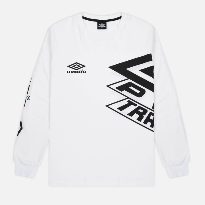 Мужской лонгслив Umbro Pro Training Prestige White