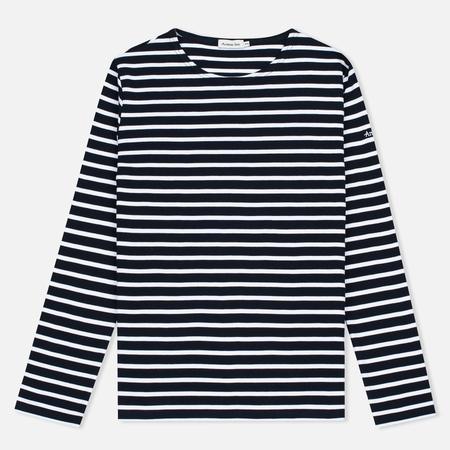 Женский лонгслив Armor-Lux Lesconil Genuine Breton Rich Navy/Blanc