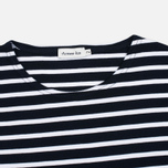 Armor-Lux Lesconil Genuine Breton Women's Longsleeve Rich Navy/Blanc photo- 1