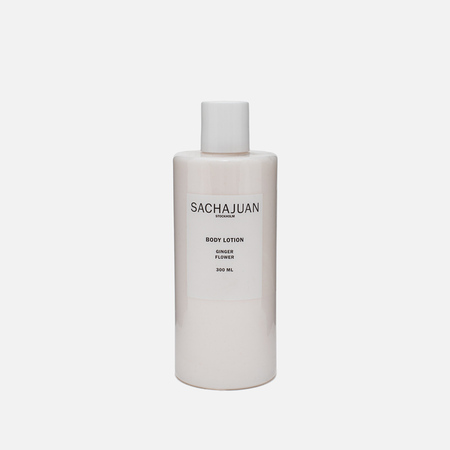 SACHAJUAN Ginger Flower Body Lotion 300ml