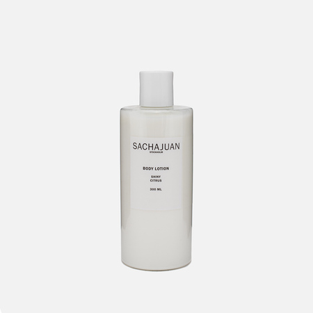 SACHAJUAN Shiny Citrus Body Lotion 300ml