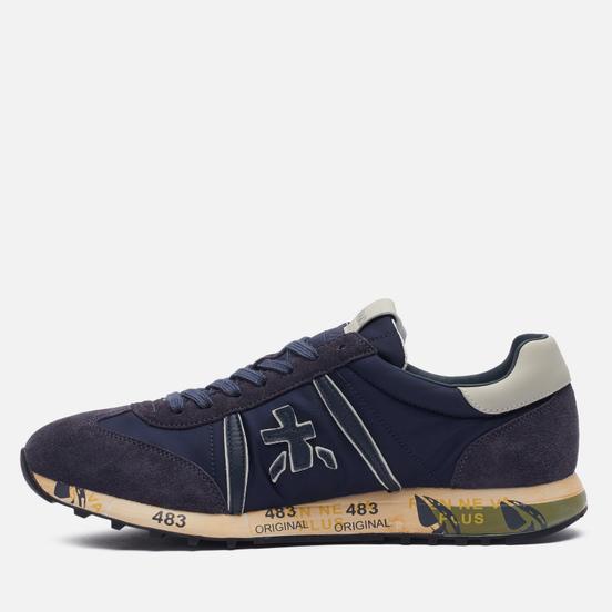 Мужские кроссовки Premiata Lucy 5310 Navy