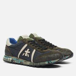 Мужские кроссовки Premiata Lucy 5311 Blue/Green