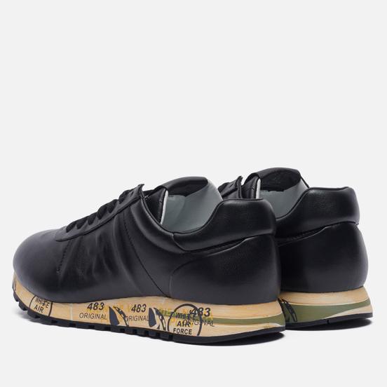 Мужские кроссовки Premiata Lucy 5314 Black