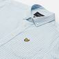 Мужская рубашка Lyle & Scott LS Slim Fit Gingham Deck Blue/White фото - 1