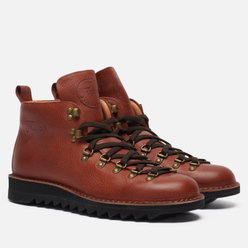 Ботинки Fracap M120 Nebraska Brown/Ripple Black