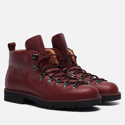 Ботинки Fracap M120 Nebraska Bordeaux/Roccia Black
