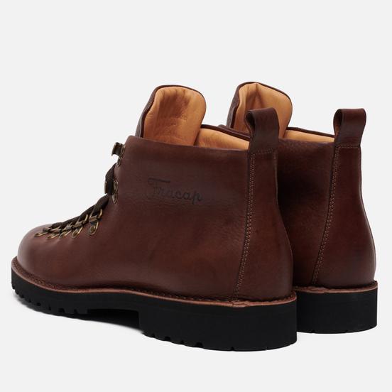 Ботинки Fracap M120 Nebraska Bruciato/Roccia Black