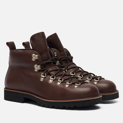 Ботинки Fracap M120 Nebraska Fur Corteccia/Roccia Black