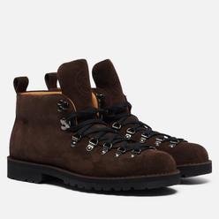 Ботинки Fracap M120 Suede Coffee/Roccia Black
