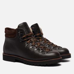 Ботинки Fracap M127 Nebraska/Suede Fur Bruciato/Moro/Roccia Brown
