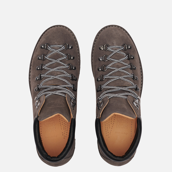 Ботинки Fracap M127 Suede/Nebraska Grey/Black/Roccia Black
