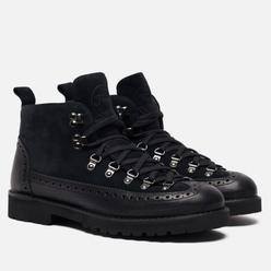 Ботинки Fracap M130 Nebraska/Suede Fur Black/Black/Roccia Black