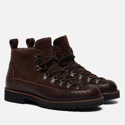 Ботинки Fracap M130 Nebraska/Suede Fur Moro/Moro/Roccia Black